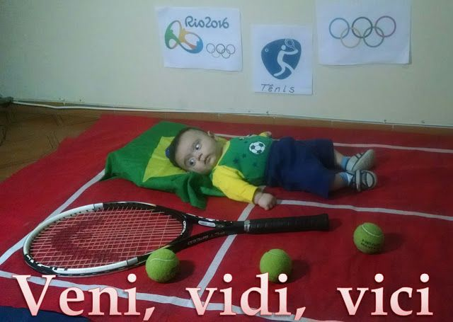 Veni, Vidi, Vici: Vim, vi, venci : I came, I saw, I conquered