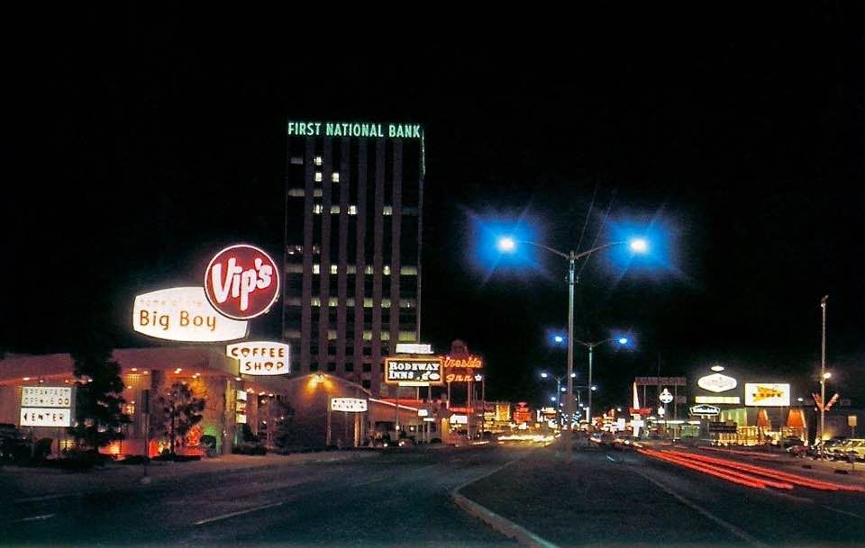 Vipu0027s Big Boy Central u0026 San Mateo Albuquerque ... & Vipu0027s Big Boy Central u0026 San Mateo Albuquerque NM 1971   Vintage ... azcodes.com