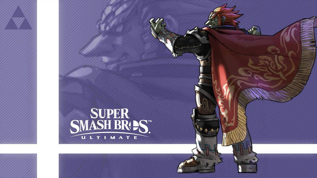 Super Smash Bros Ultimate Ganondorf By Nin Mario64