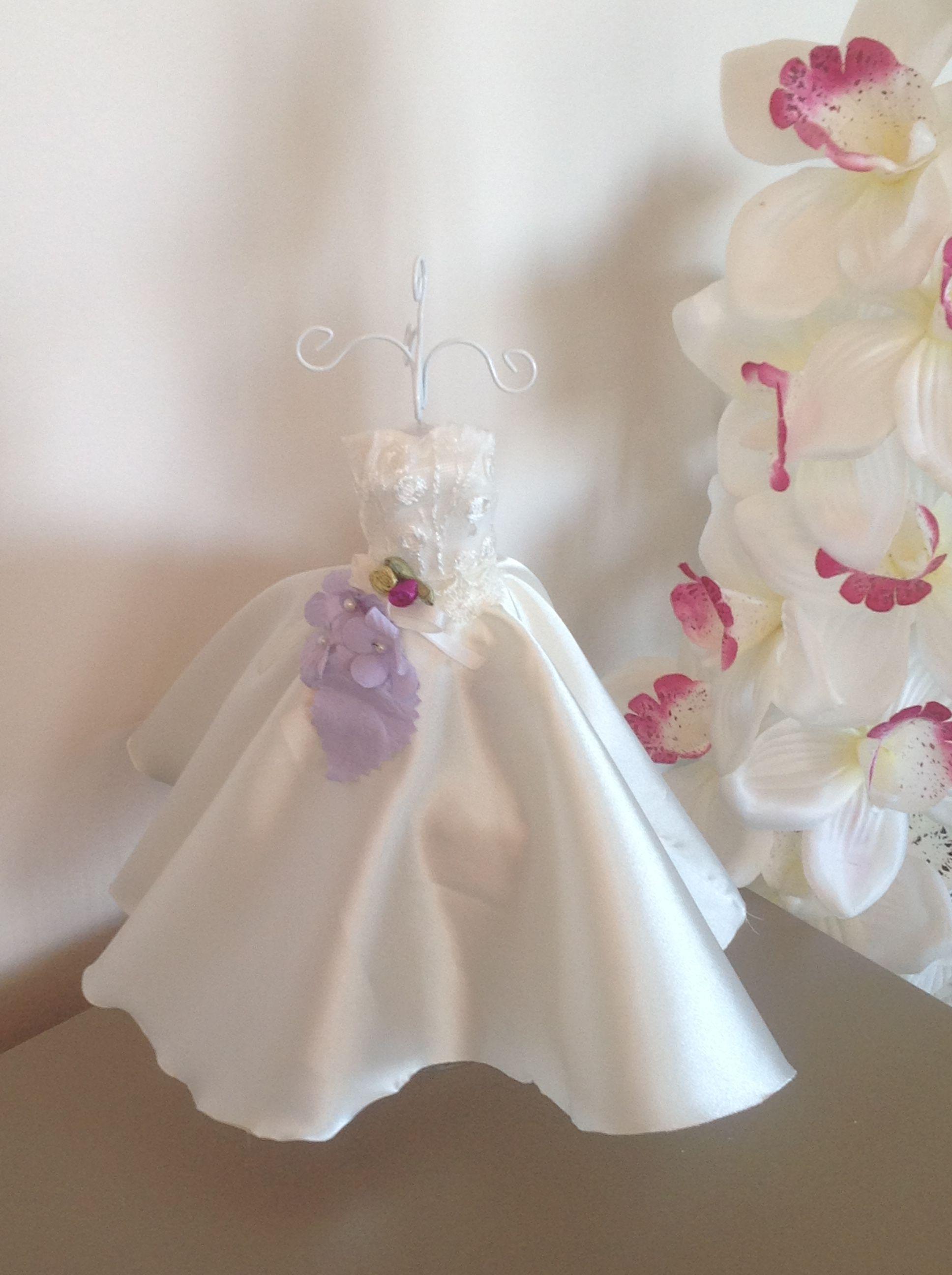 Wedding Dress Mannequin by Dilek Duygu