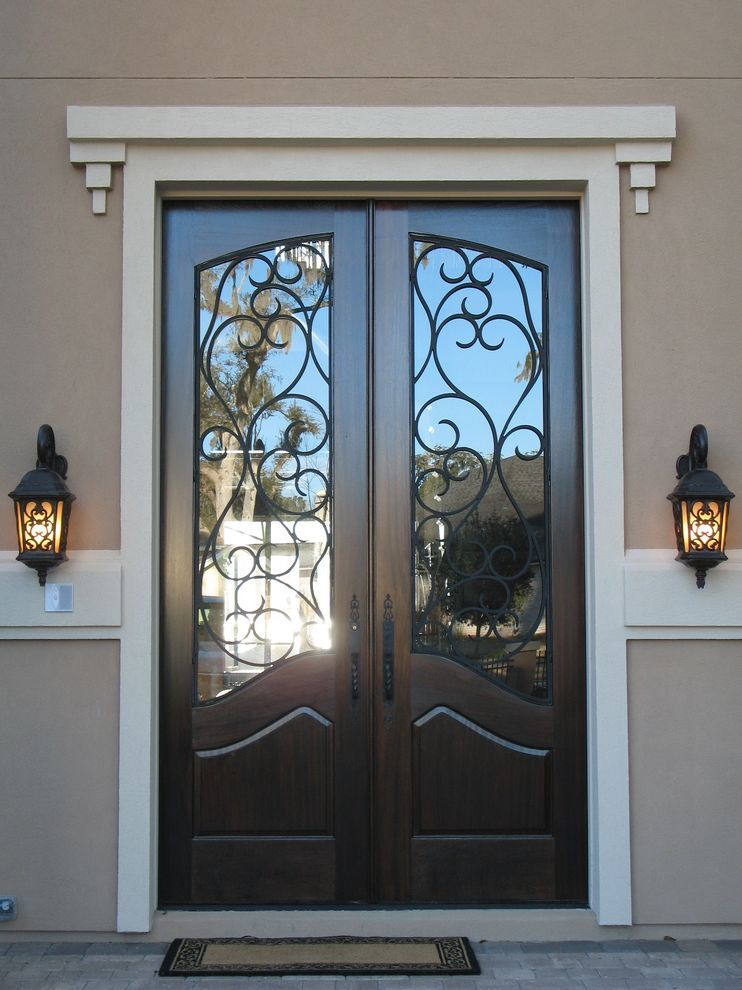 French Country Front Entry Doors Front Door Pinterest