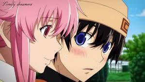 Yuno et Yukiteru <3