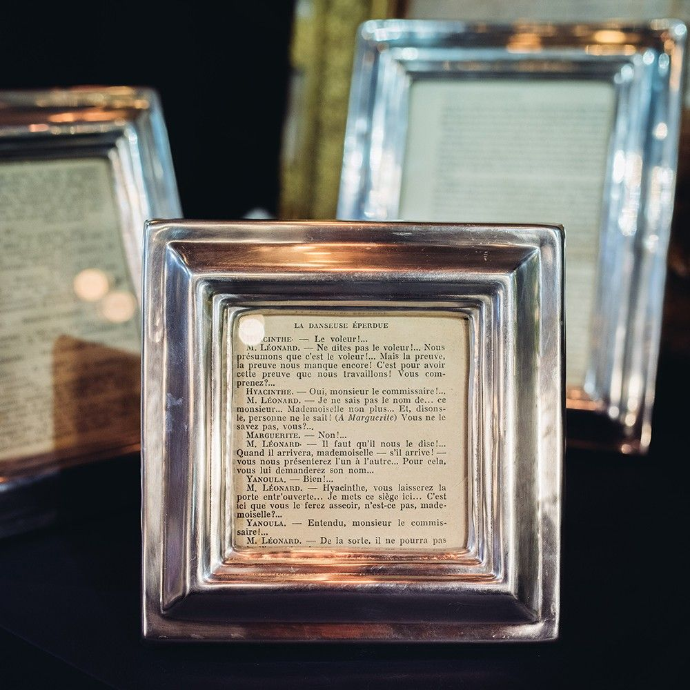 NEW! Heritage Photo Frame - Small