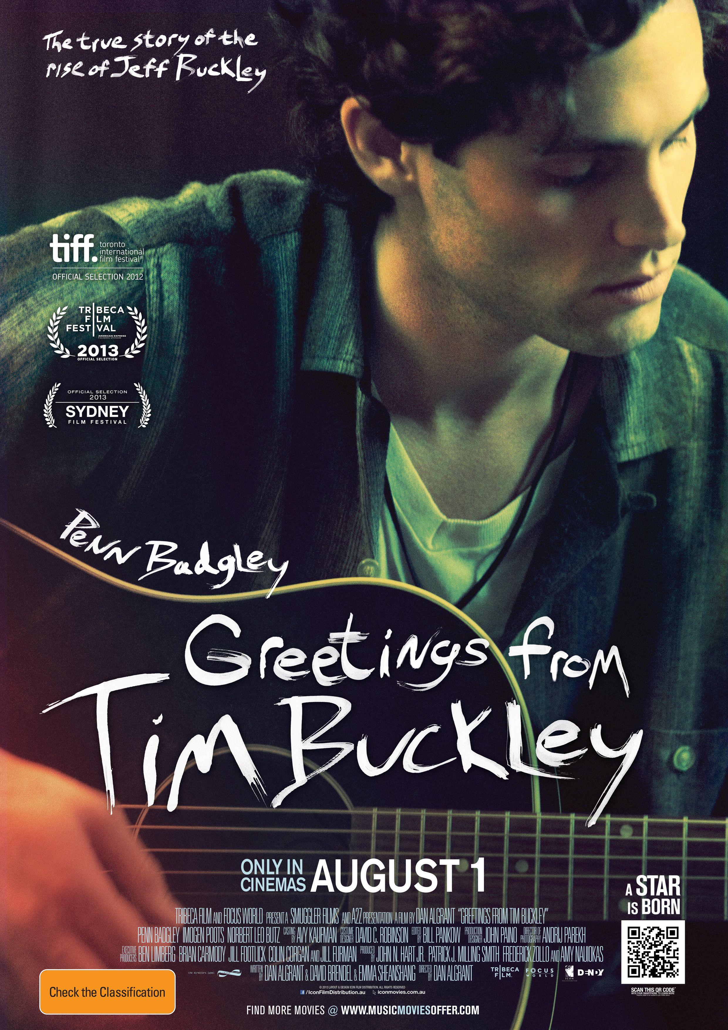 Greetings From Tim Buckley Pelcula Biogrfica De Jeff Buckley