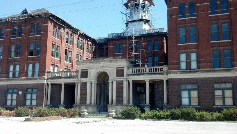 Old Stockyard Exchange St Joseph Missouri Saint Joseph