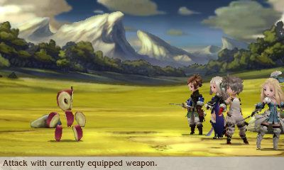 bravely second end layer 3ds | Bravely Second: End Layer - hauska ja viihdyttävä roolipeli (3DS ...