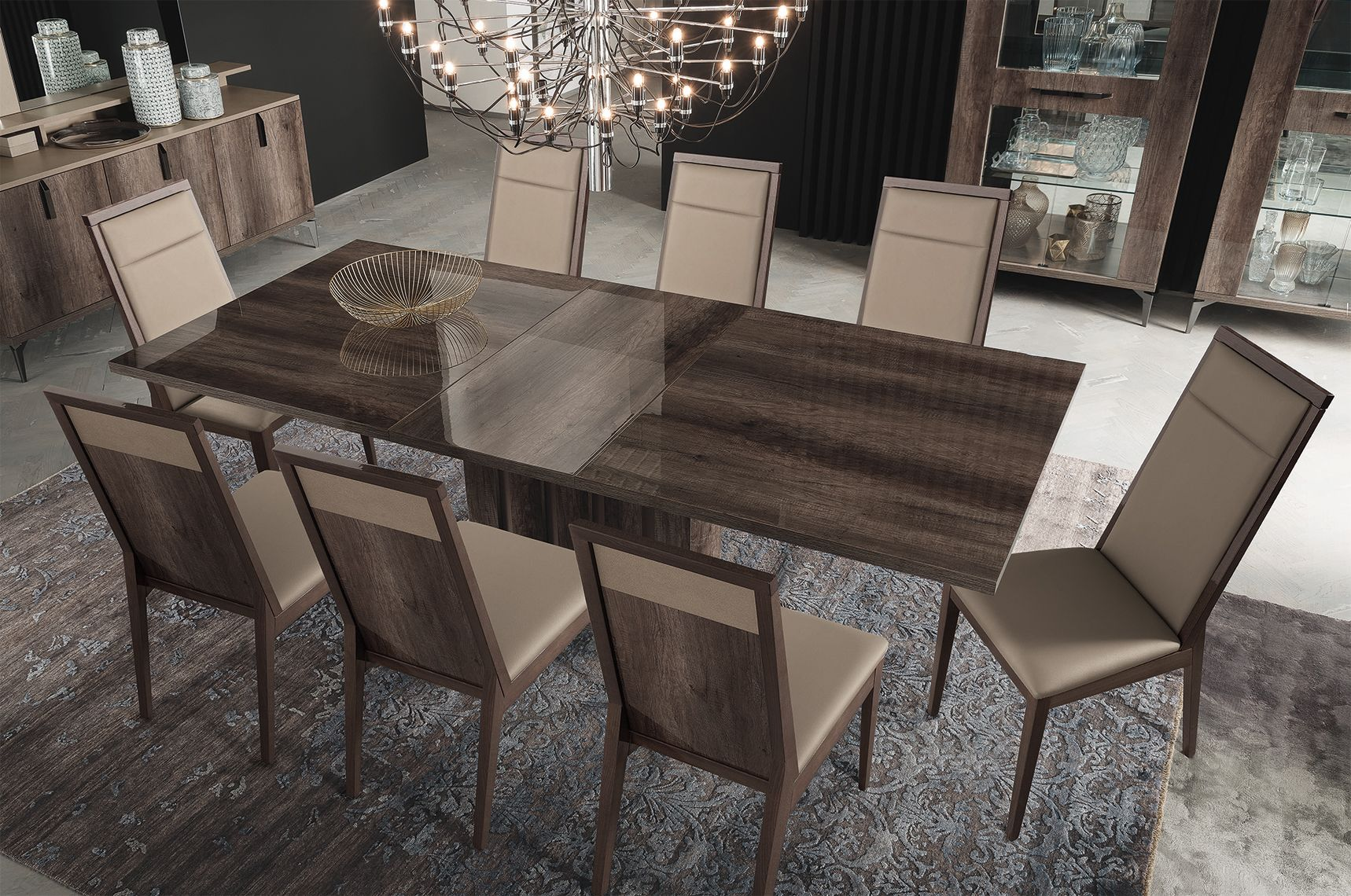 Matera Dining Collection Dining Sets Modern Modern Dining