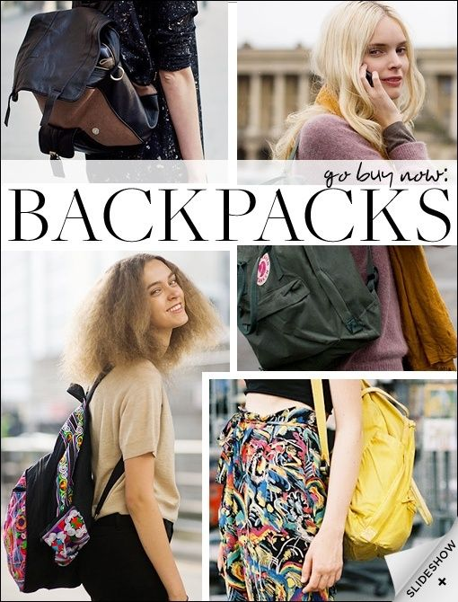 cool Backpacks Celebrity Style Check more at http://pinfashion.top/pin/57102/