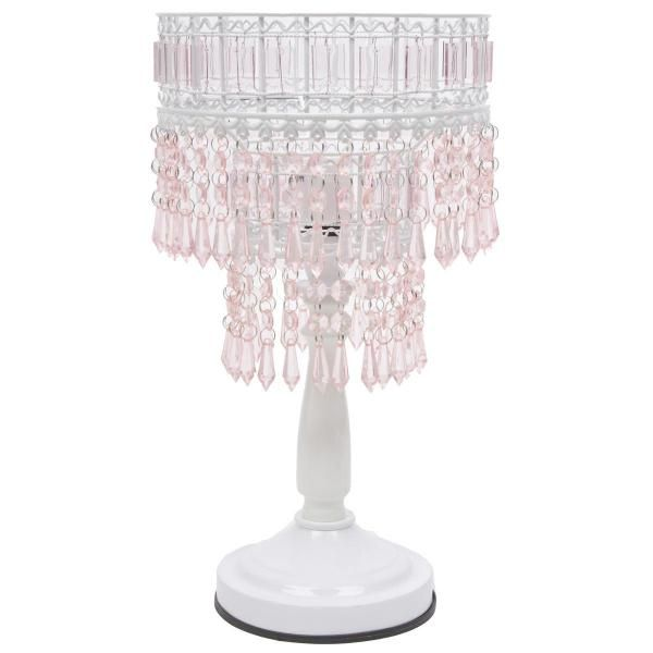 Bambi Touch Lamp Pink