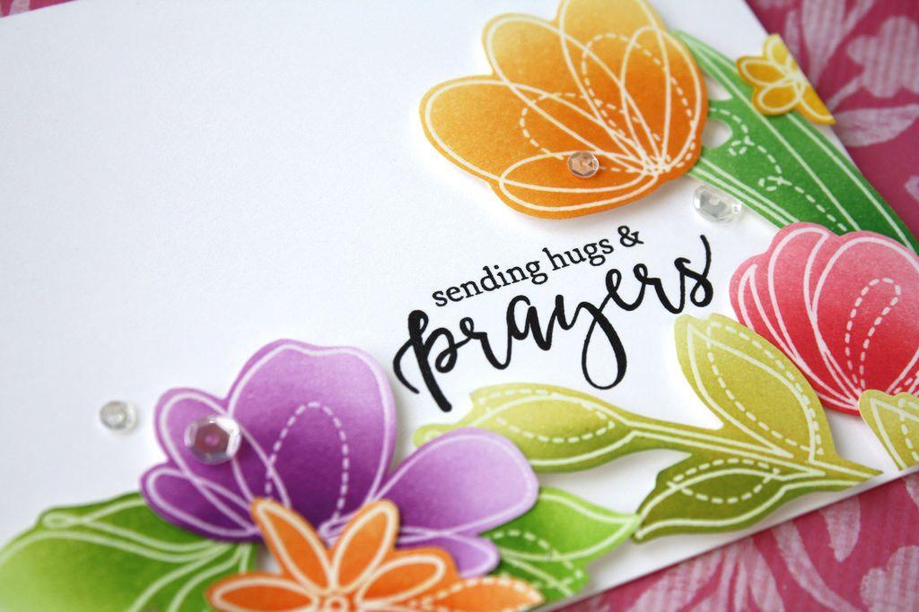 SSS-Friendship Blooms & Spring Flowers