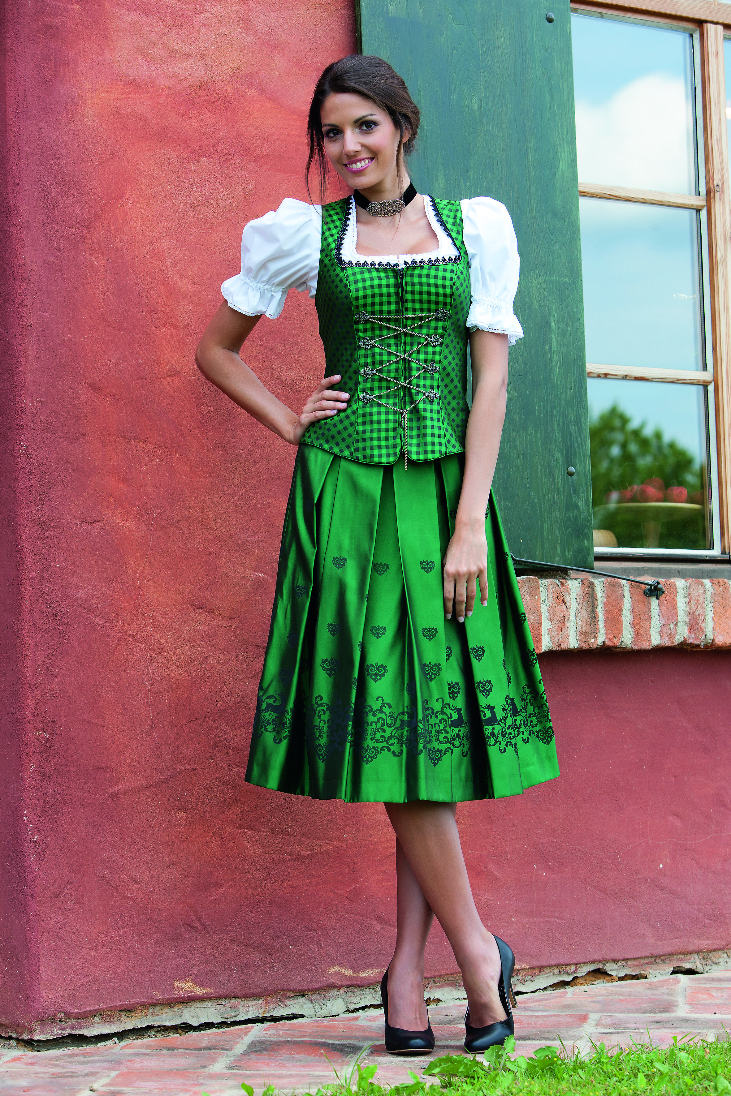 Awesome Gestbaum Skirt Muster Motif - Decke Stricken Muster ...