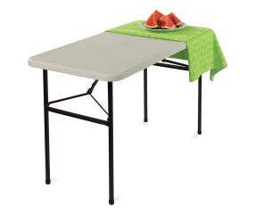 4 Folding Utility Table Furniture Table Folding Furniture