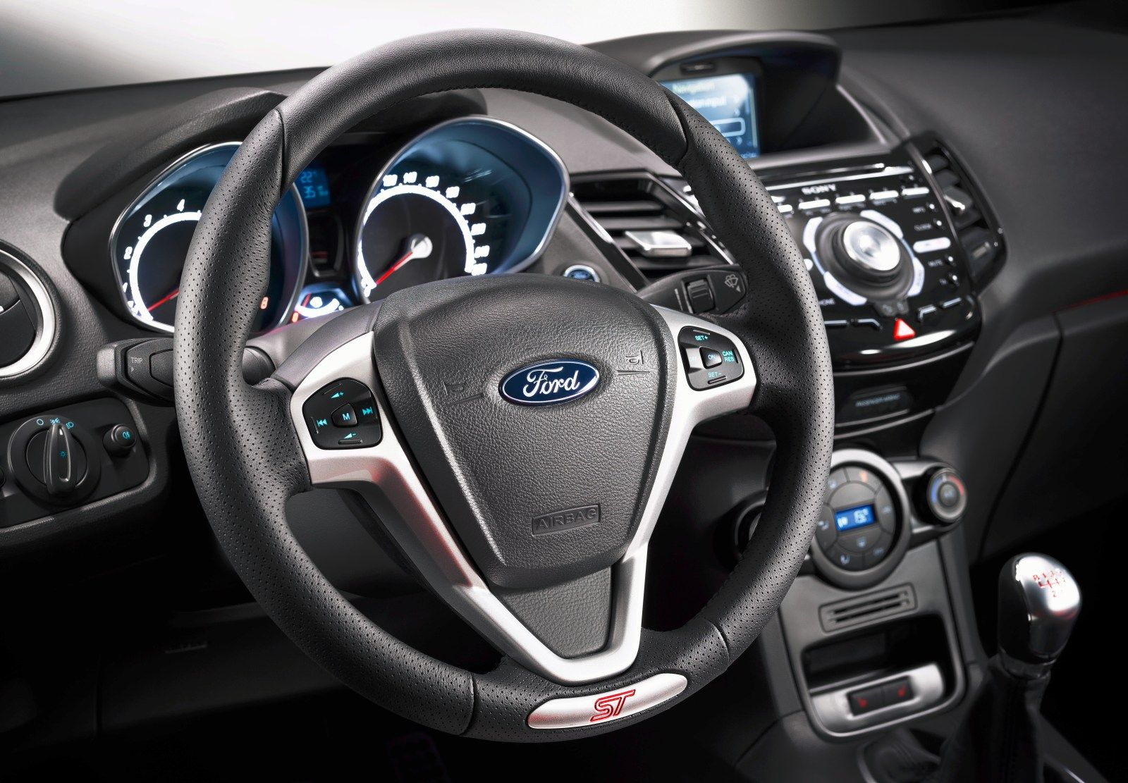 Ford Fiesta St En Ford Almoauto