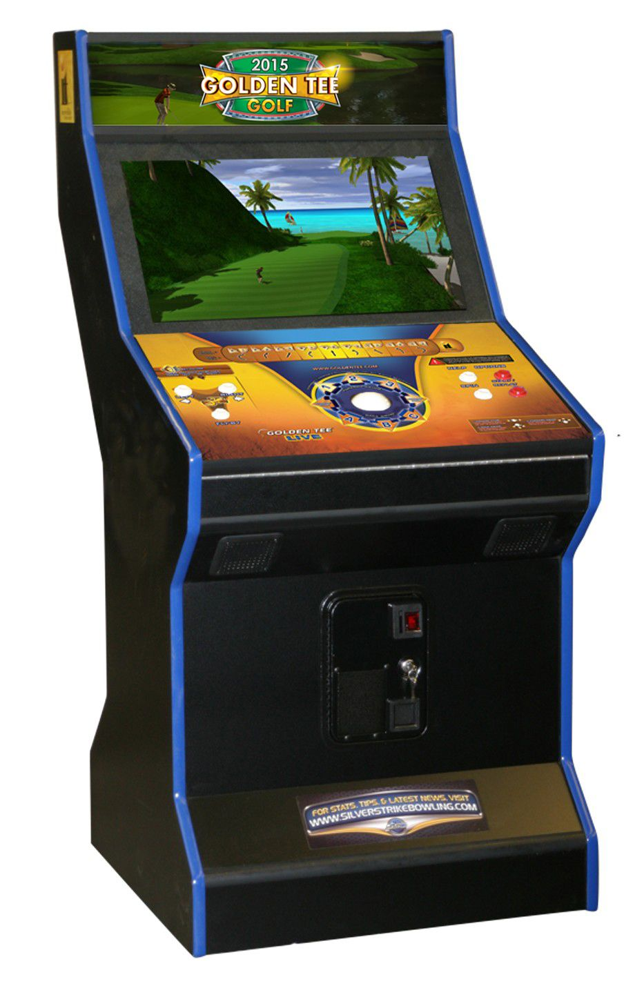 Details About 2019 Golden Tee Home 27 Quot Monitor Unplugged