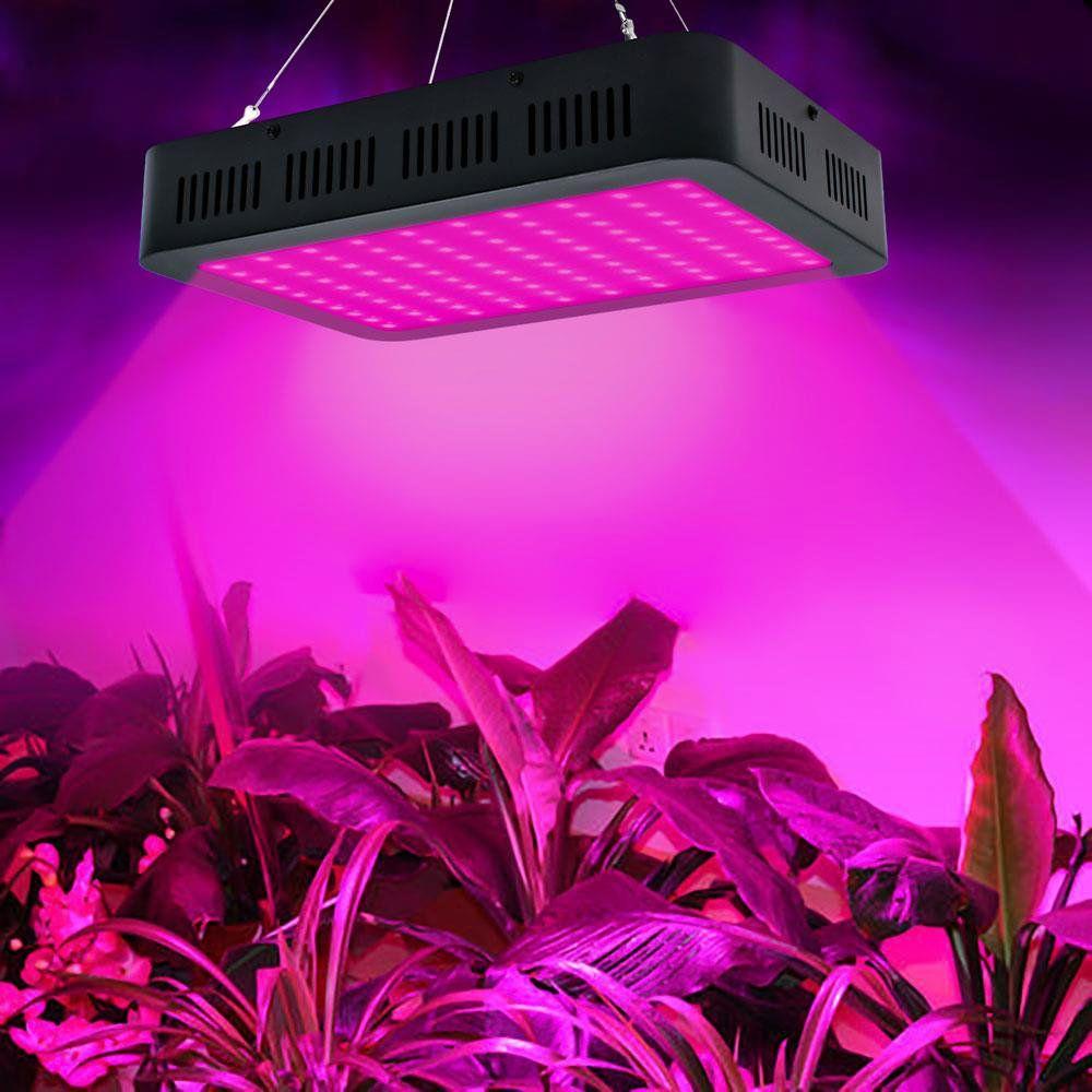 Ktaxon Led Grow Light 600w 1000w 1200w 1800w 2000w Full Spectrum Indoor Plants Flower Veg Walmart Com In 2021 Led Grow Lights Grow Lights Planting Flowers