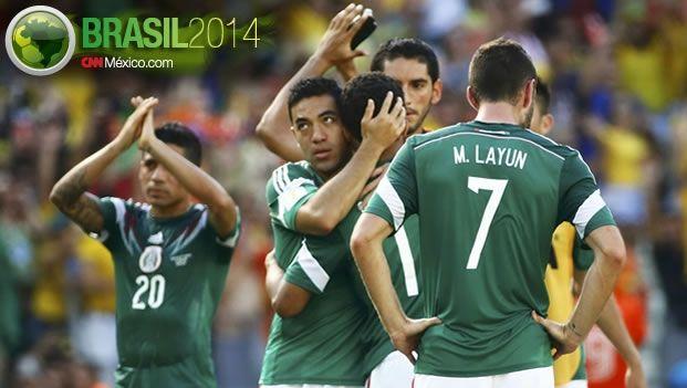 Como siempre se confiaron…a qué? quien sabe…11 jugadores que nunca estarán completos siempre en el proceso de.. México no supo defender su ventaja y se despide del sueño mundialista