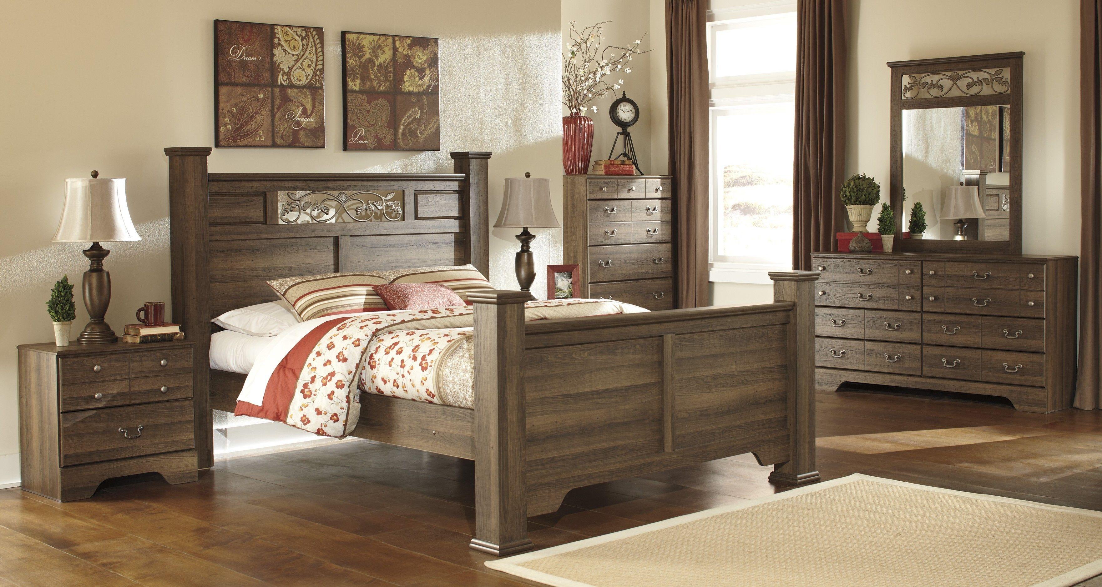 Ashley Furniture Signature Design Bedroom Set Pined's Discount Furniture On Bedroom Sets  Pinterest  Bedrooms