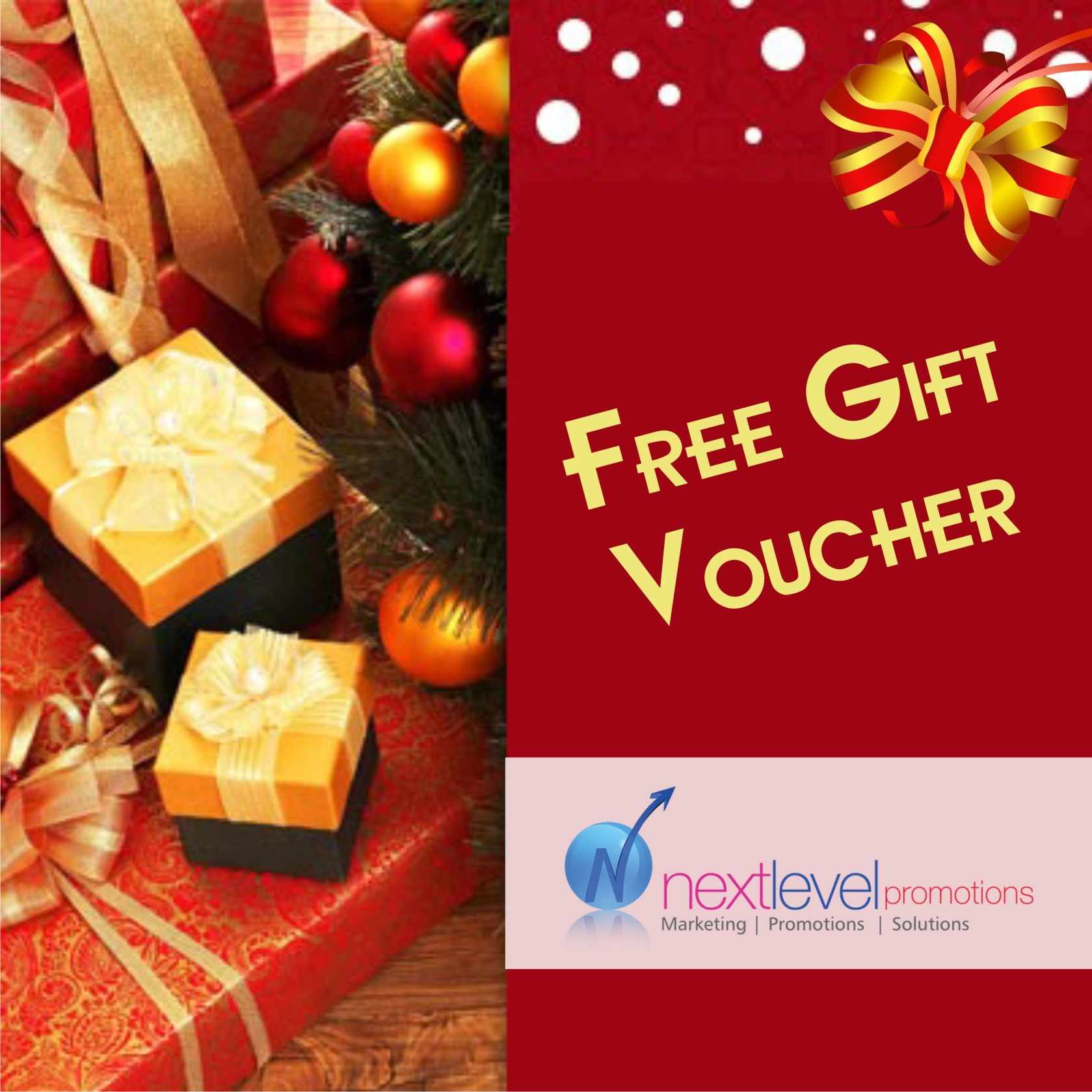 Free Gift Voucher for your customers an ideal incentive program to ...