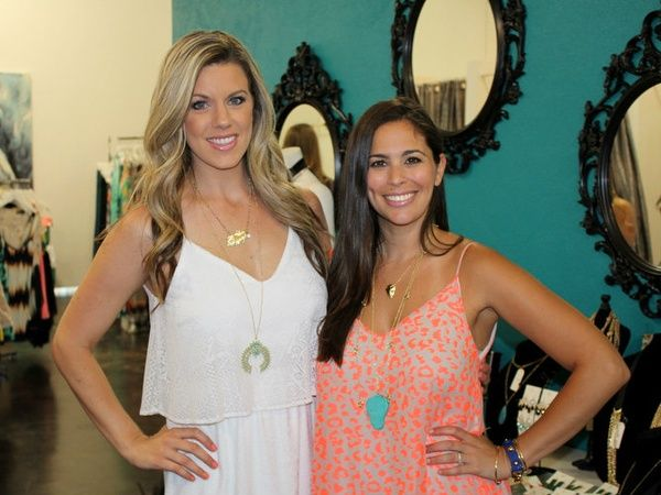 ba2126fb465 Kinsey Chavez Shira Wasserman, chantilly shopping event in Dallas ...