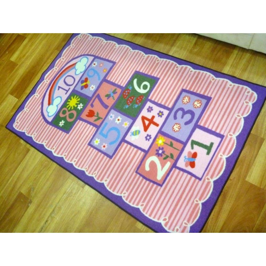 Childrens Kids Activity Hopscotch Play