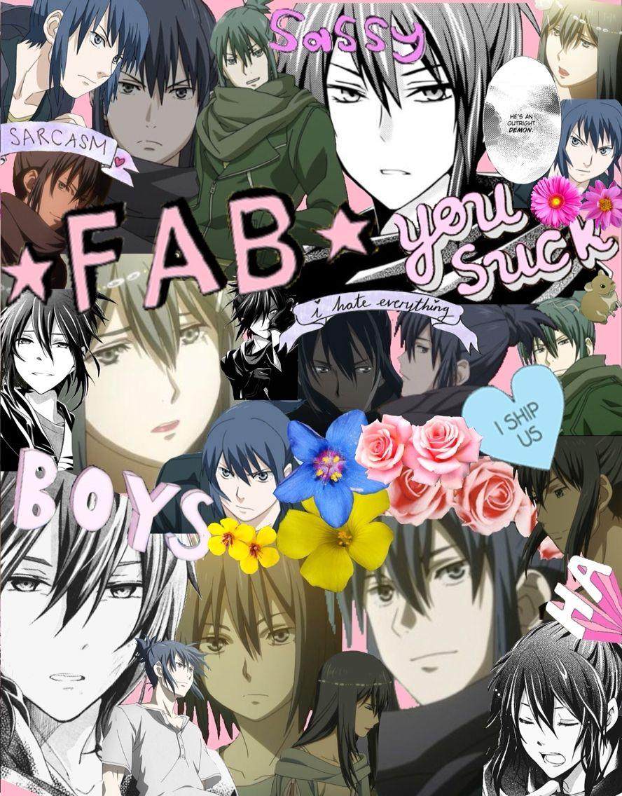 Nezumi Anime Collage Pinterest Anime Manga And Wallpaper