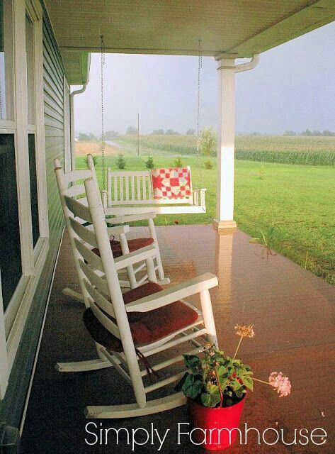 Country living | Country porch, My dream home, Farmhouse on Front Range Outdoor Living id=86293