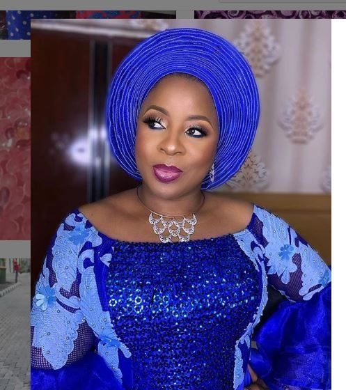 Latest Gele Styles to our traditional weddings 2019 #nigeriandressstyles