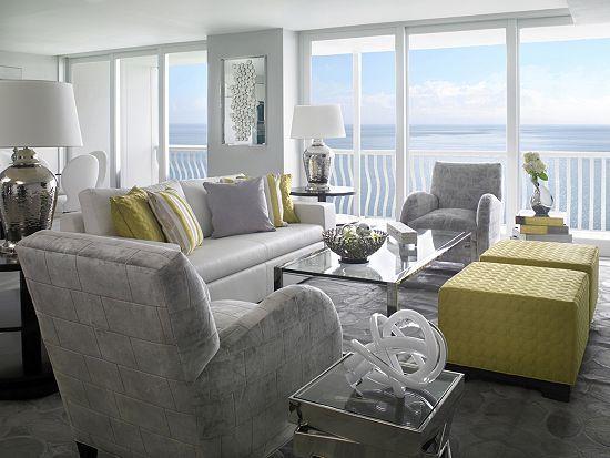 Sheryl Bleustein Interiors Fort Lauderdale Fl Interior Fresh Living Room Family Living Rooms