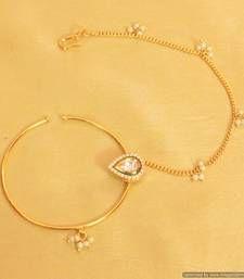 Buy Kundan Nose Ring Nose Ring Online Nose Ring Online Womens