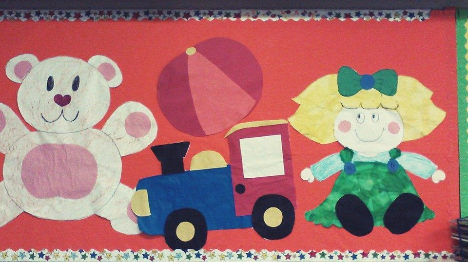 toys bulletin board