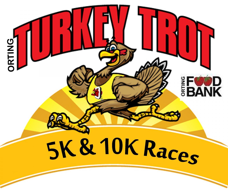 Orting Turkey Trot - November 22nd, 2014
