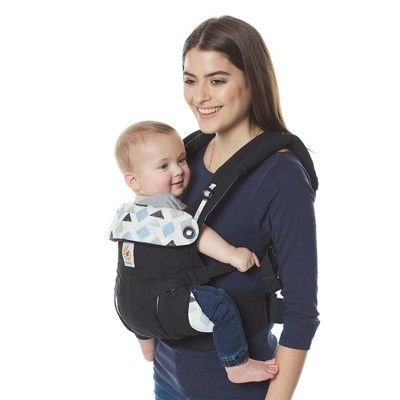 4d189fb8387 Ergobaby 360 All Carry Positions Ergonomic Baby Carrier - Triple Triangles