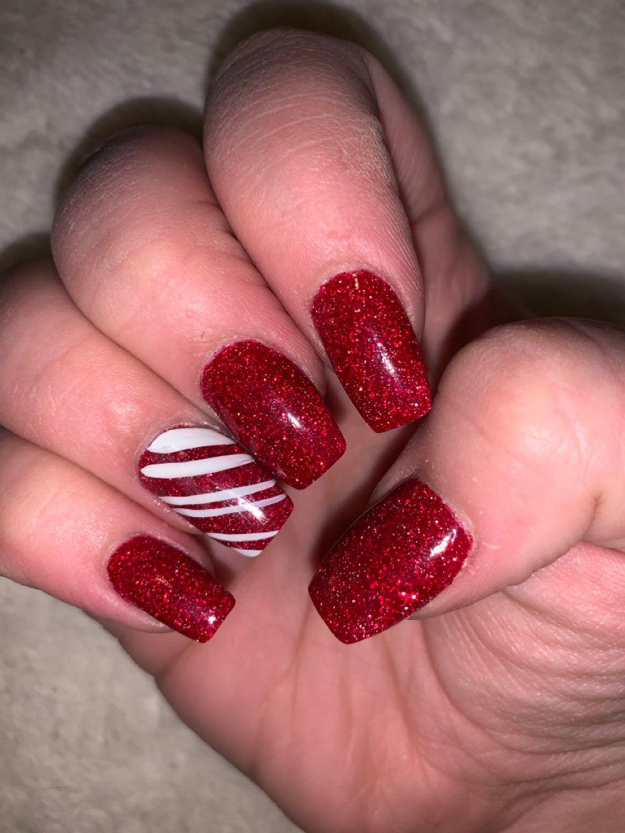 Christmas Nails Nails Christmas Nails Christmas Nails Acrylic