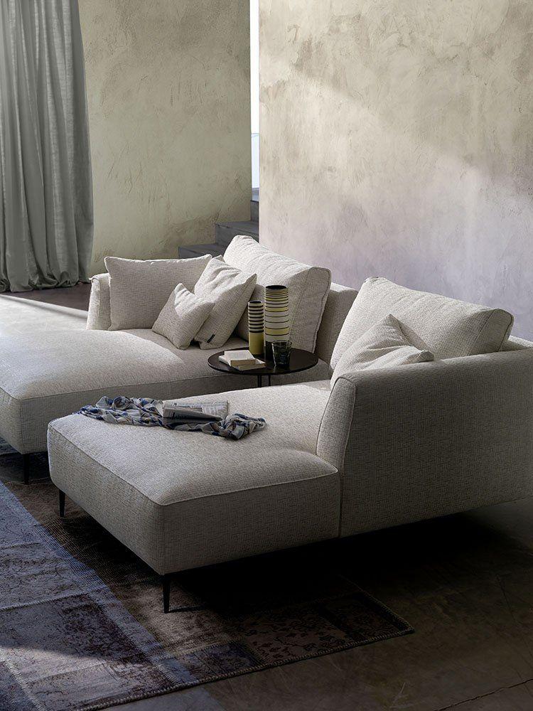 Chateau D Ax Divani Con Relax.Divani In Tessuto Sfoderabile Dudy Casa Chateau D Ax Ambient