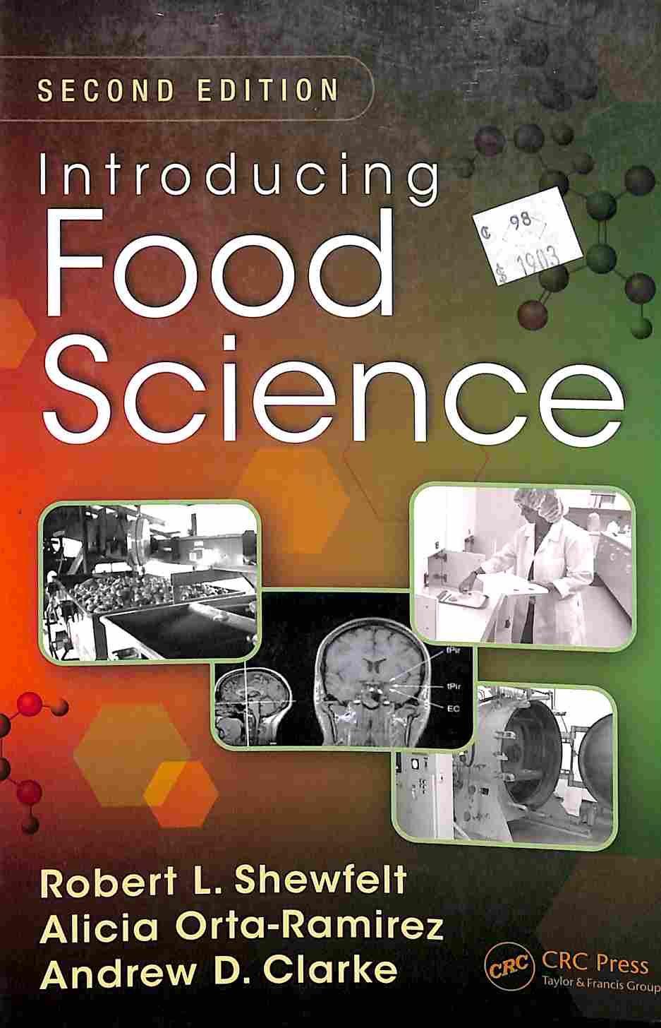 664 S54 2016 Introducción a la ciencia de los alimentos