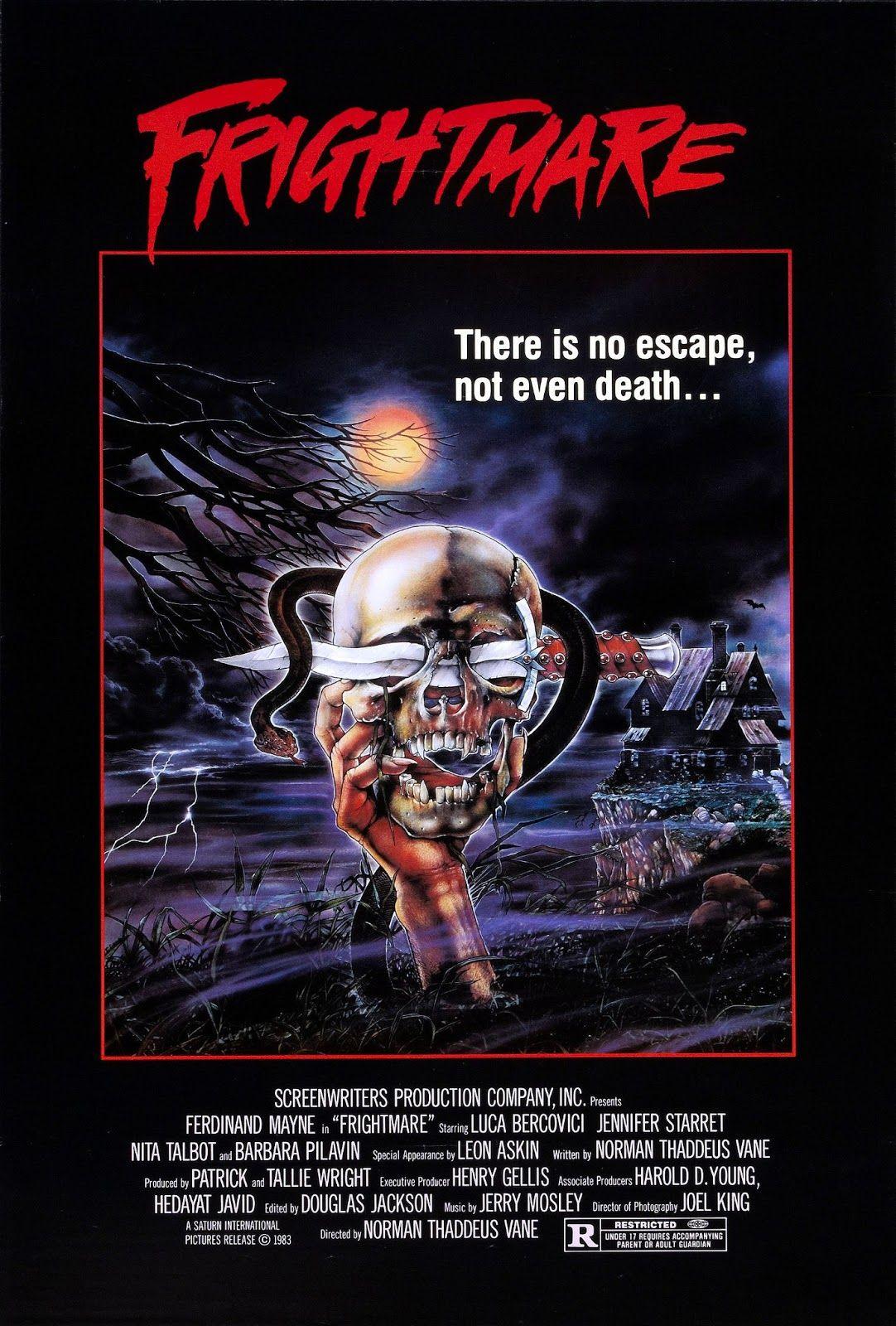Resultado De Imagem Para Capas Filmes Terror Anos 80