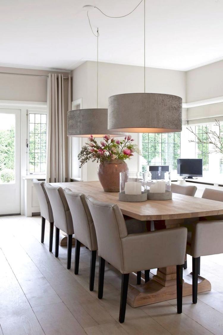 40 Elegant Dining Room Makeover Ideas Dining Room Design Modern
