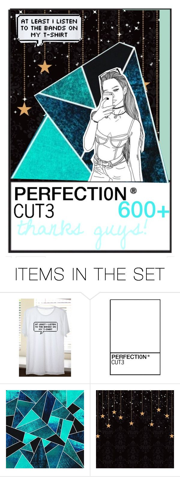 """""""Thanks Guys! 600+ Followers"""" by srjfly ❤ liked on Polyvore featuring art"""