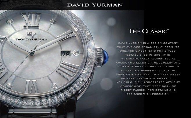 DavidYurmanTheClassic