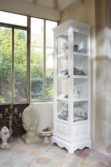 Meuble vitrine pas cher en verre 17 vitrines de rangement
