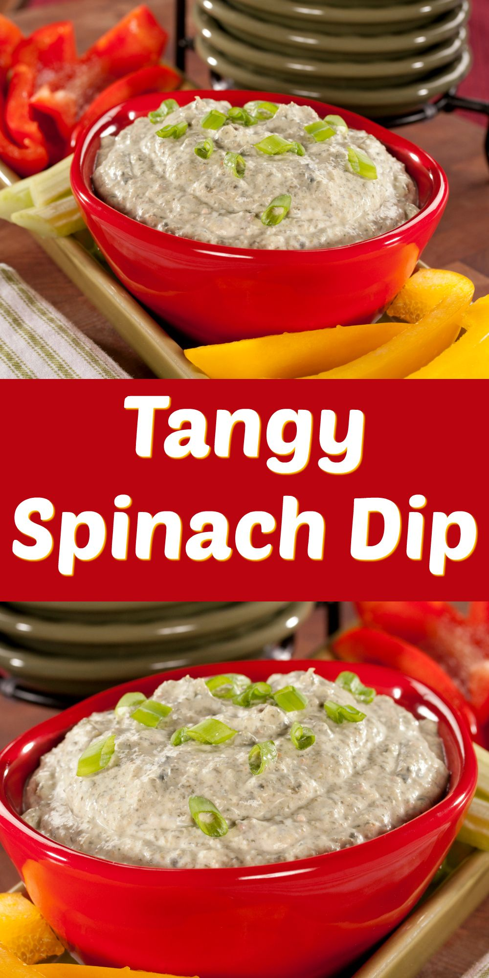 Tangy Spinach Dip Recipe Everyday Diabetic Recipes Diabetic