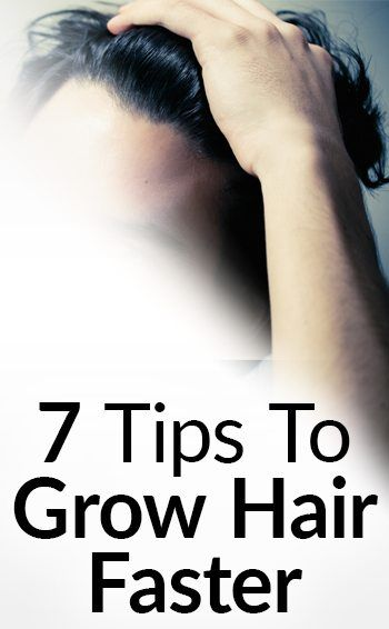 How To Grow Your Hair Faster For Men Add 1 Inch A Week At Home How To Grow Your Hair Faster Ways To Grow Hair Growing Your Hair Out