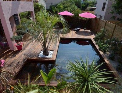 inspiration xs les jardins de petites tailles et terrasses home sweet home pinterest. Black Bedroom Furniture Sets. Home Design Ideas