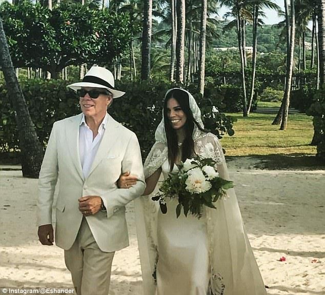 Caribbean Beach Wedding Dress