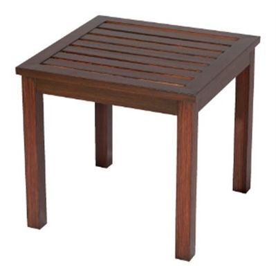 allen + roth Gatewood Square Patio End Table