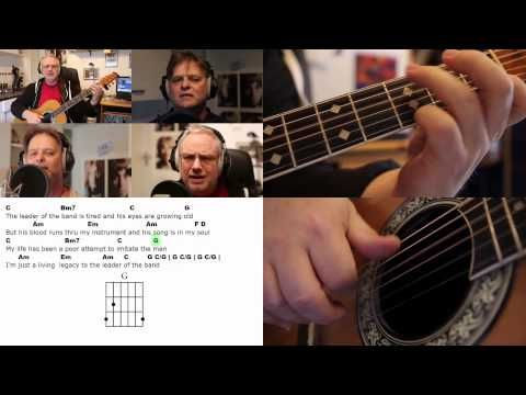 The Leader of the Band - A Free Guitar Lesson by Rolf Maibaum | home ...