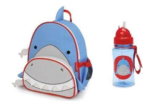 Wracamy do szkoły w wielkim stylu! Super plecaki zoo od Skip Hop ... 2ee595d919289