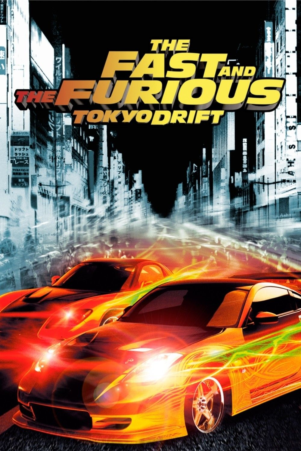 The Fast and the Furious Tokyo Drift - IMDb