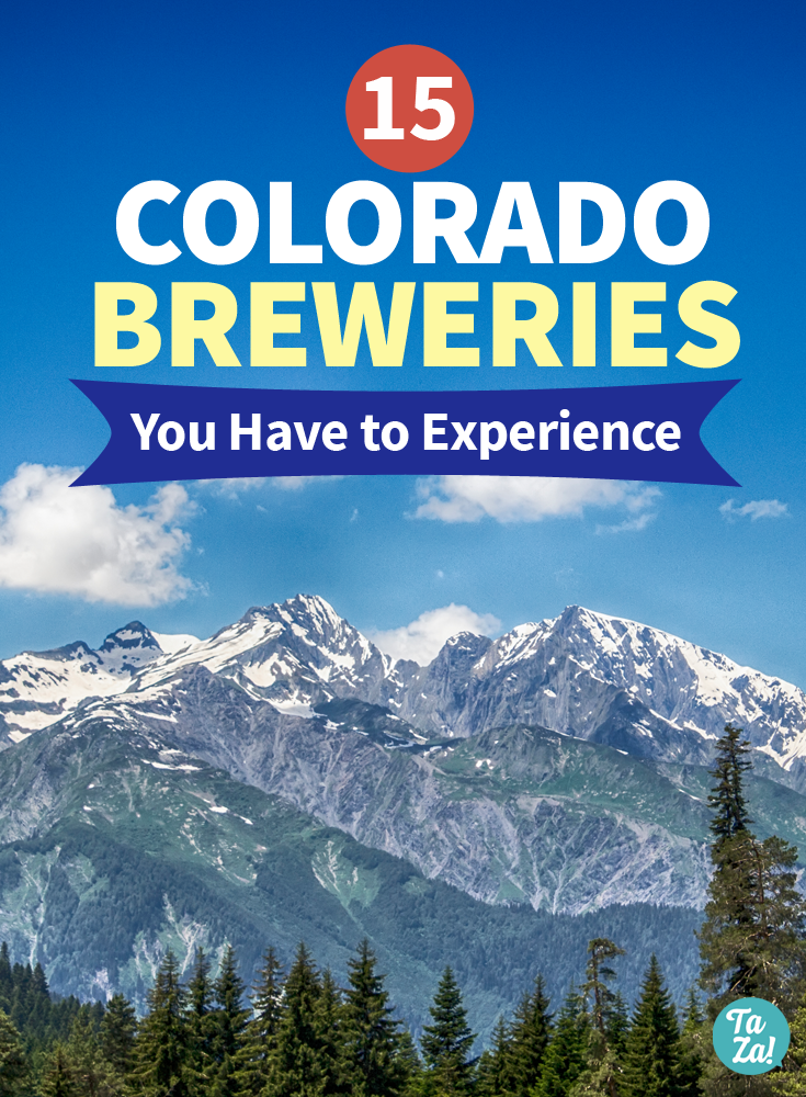 Colorado's craft beer game is strong. Here are 15 Colorado breweries you have to experience.  #beer #drinking #microbrew #mountains #vacation #holiday #explore
