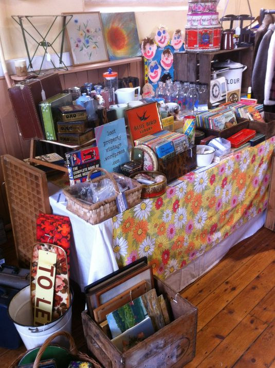 Lost Property Vintage at Olney Vintage Fair on 11th May 2013